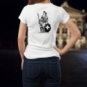 Fashion T-Shirt - Lady Helvetia