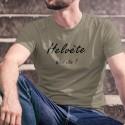 T-Shirt - Helvète, What else ?