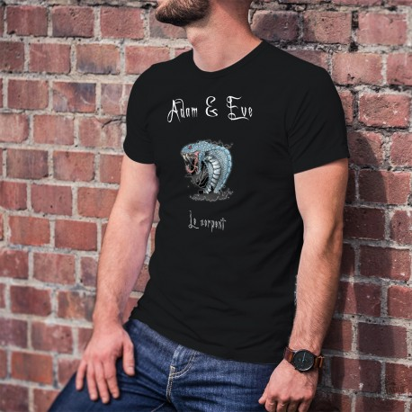 Le Serpent ★ Adam & Eve® ★ Männer T-Shirt