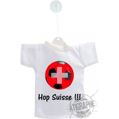 Car's Mini Soccer T-Shirt - Hop Suisse