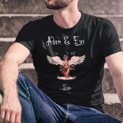 Eve ★ Adam & Eve® ★ Männer T-Shirt