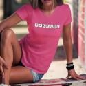 Women's cotton T-Shirt - Râleuse ✻ Scrabble