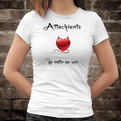 Attachiante, du matin au soir ★ Women's fashion T-Shirt