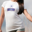 Women's slim T-Shirt - Vaudoise, la femme qui vous réussit