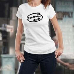 Women's T-Shirt - Genevoise Inside