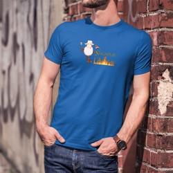 Men's cotton T-Shirt - Le Seigneur de L'Agneau