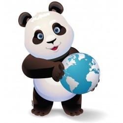 Donazione di 5 CHF (5 €) al WWF che puoi aggiungere al tuo ordine o quando acquisti magliette Pro-Climat