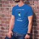 Men's cotton T-Shirt - Vintage iPod