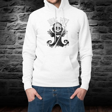Men's fashion Hoodie - Hug me