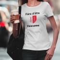 Fashion T-Shirt - Fière d'être Valaisanne
