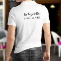 Polo Shirt - La Raclette, c'est la vie