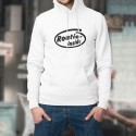 Hooded Funny Sweat - Routier inside