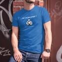 Men's cotton T-Shirt - Je n'ai pas grossi
