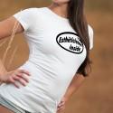 Esthéticienne Inside ❤ à l'intérieur ❤ T-Shirt dame