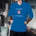 Cotton Hoodie T-Shirt - Être Jurassien ★ ça n'a pas de prix ★