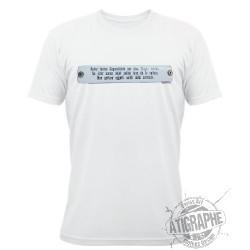 T-Shirt homme - Objet solide