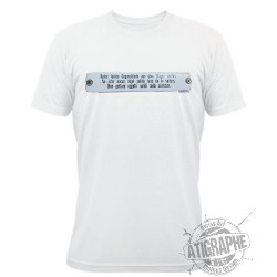Uomo T-shirt - oggetti solidi