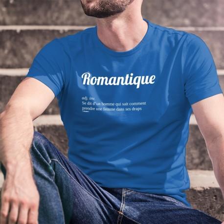 Men's cotton T-Shirt - Romantique ★ définition du dictionnaire ★