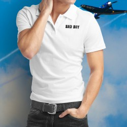 Bad Boy ★ mauvais garçon ★ Polo shirt homme