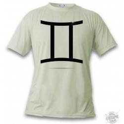 Men's astrological sign T-shirt - Gemini