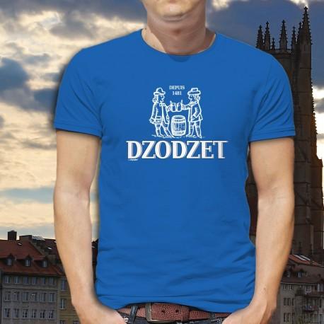 Men's cotton T-Shirt - Dodzet depuis 1481 ★