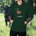 Cotton Hoodie - T'as où les vaches ? ★