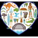 Don de 6 CHF (6€) au WWF pour l'Australie