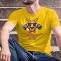 Australian Attitude ★ T-shirt coton homme pour l'Australie