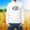 Agriculteur inside ★ Agriculteur à l'intérieur ★ Pull à capuche homme