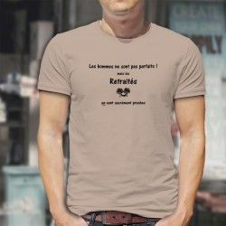 T-Shirt - Retraité, l'homme presque parfait ★