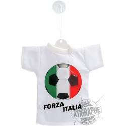 Calcio Mini T-Shirt - Forza Italia - per automobile