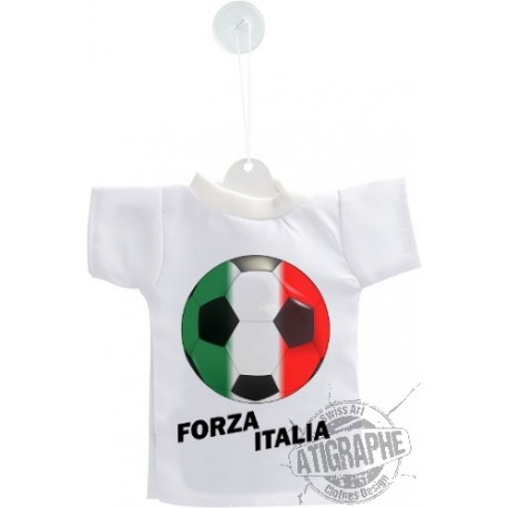 Car's Soccer Mini T-Shirt - Forza Italia