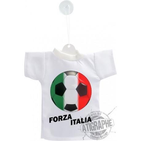 Fussball Mini T-Shirt - Forza Italia - Autodekoration