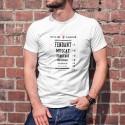 Test de vue valaisan ★ T-Shirt humoristique homme
