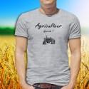 Agriculteur, What else ? ★ T-Shirt humoristique mode homme