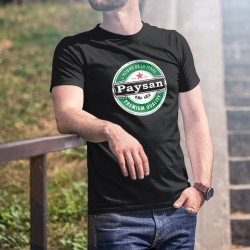 Baumwolle T-Shirt - Paysan ★ L'homme de la terre ★