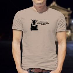 T-Shirt - Alain, maitriser le virus tu dois... ★ Yoda ★