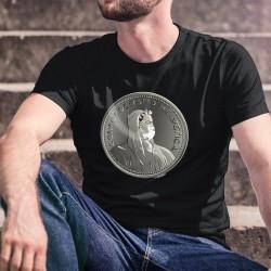 Guglielmo Tell maschera chirurgica ✚ Helvetia ✚ T-shirt in cotone da uomo