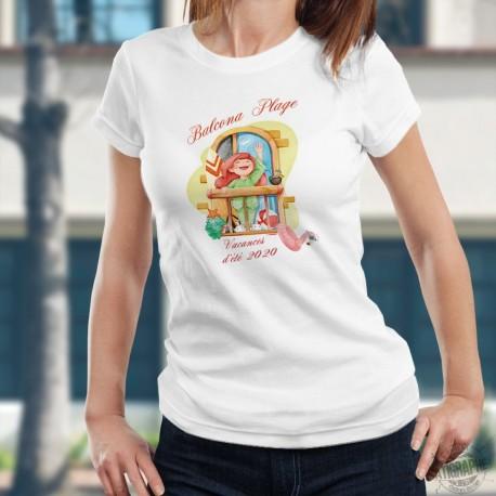 Balcona Plage ❤ Vacances d'été 2020 ❤ Women's fashion T-Shirt