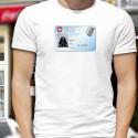 Carte d'identité ✪ Dark Vador ✪ T-Shirt homme