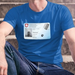 Identity Card ✪ Gordon ALF Shumway ✪ Men's Fashion cotton T-Shirt