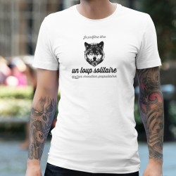 Loup solitaire ✪ mouton populaire ✪ Uomo T-Shirt