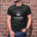 Men's cotton T-Shirt - Loup solitaire ou mouton populaire ? ✪