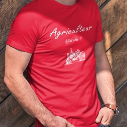 cotone T-Shirt - Agriculteur, What else ? ★