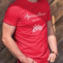 Men's cotton T-Shirt - Agriculteur, What else ? ★