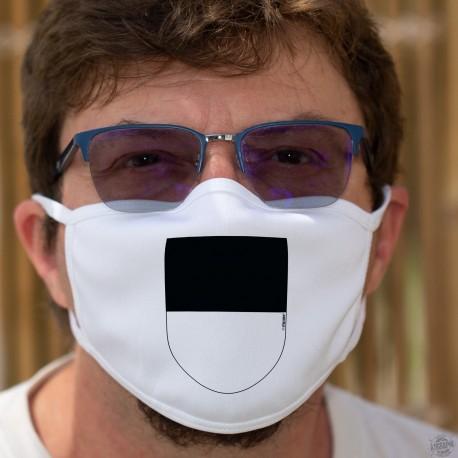 Écusson fribourgeois ★ Cotton mask