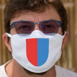 Stemma di Ticino ★ Maschera protettiva in tessuto