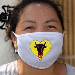 Uri Heart ★ Cotton mask