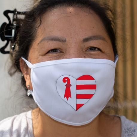 Jura Heart ★ Cotton mask