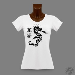 T-Shirt slim - Dragon Fury